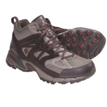 Columbia Sportswear WallaWalla 2 Mid Omni-Tech® Hiking Boots - Waterproof (For Men) in Bungee Cord/Picante - Closeouts
