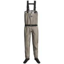 Columbia Sportswear Wallowa Breathable Waders - Stockingfoot (For Men) in Tan - Closeouts
