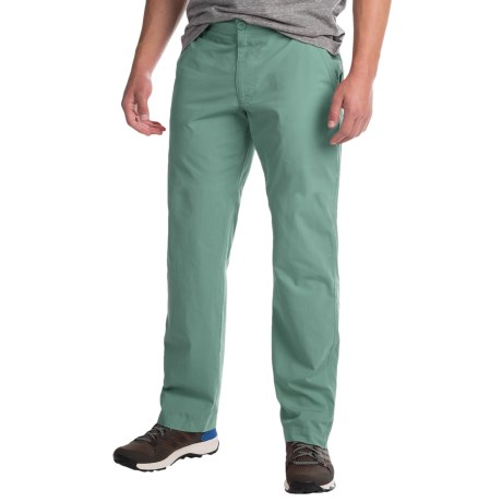 Columbia Sportswear Washed Out Pants (For Men) in Dusty Green