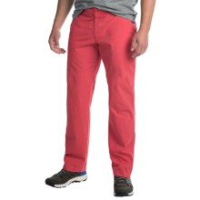 Columbia Sportswear Washed Out Pants (For Men) in Sunset Red - Closeouts