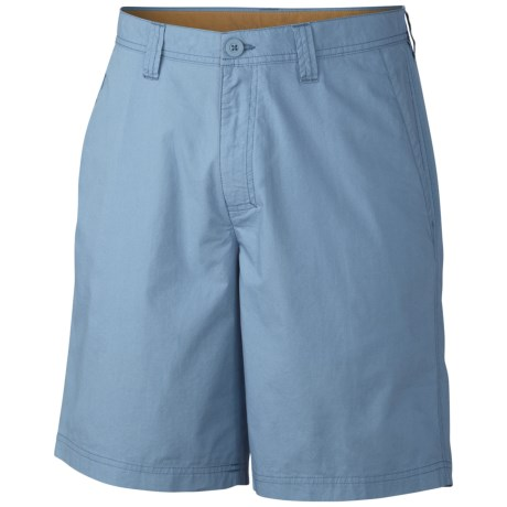 Columbia Sportswear Washed Out Shorts (For Men) in Dark Mirage