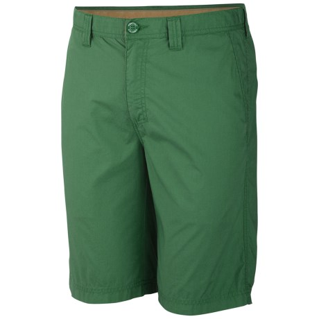 Columbia Sportswear Washed Out Shorts (For Men) in Sunlit