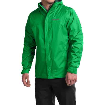 Columbia Sportswear Watertight II Omni-Tech® Jacket - Waterproof (For Men) in Fuse Green - Closeouts