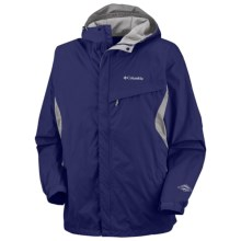 Columbia Sportswear Watertight Omni-Tech® Jacket - Waterproof (For Men) in Aristocrat - Closeouts