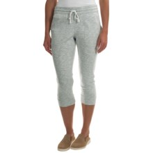 Columbia Sportswear Wear It Everywhere Capris (For Women) in Cirrus Grey Heather - Closeouts