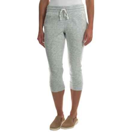 Columbia Sportswear Wear It Everywhere Capris (For Women) in Cirrus Grey Heather - Closeouts
