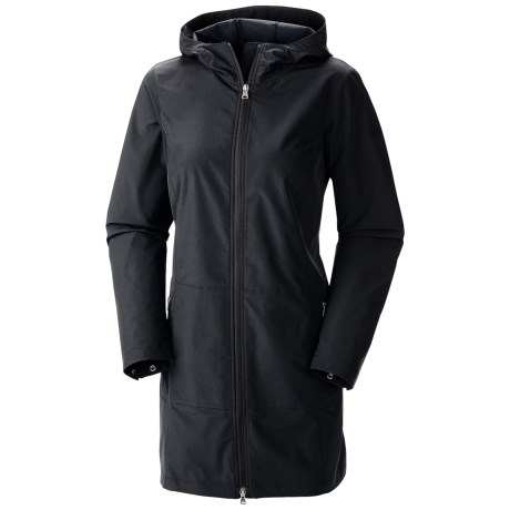 Columbia Weekday Wanderer Long Softshell Jacket