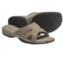 Columbia Sportswear Westlake Sandals (For Women) in Tusk - Closeouts