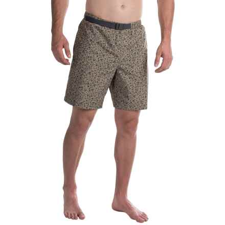 Columbia Sportswear Whidbey Water Shorts - UPF 50 (For Men) in Tusk Fish Print - Closeouts