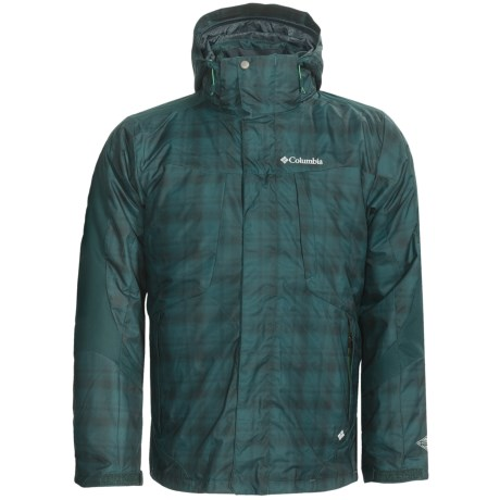 Columbia Sportswear Whirlibird II Interchange Omni-Heat® Jacket - Insulated, 3-In-1 (For Men) in Royal