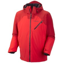 Columbia Sportswear Wildcard III Soft Shell Jacket (For Men) in Bright Red - Closeouts