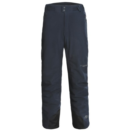 Columbia Sportswear Wildcard Soft Shell Pants - Waterproof, Insulated (For Men) in Abyss