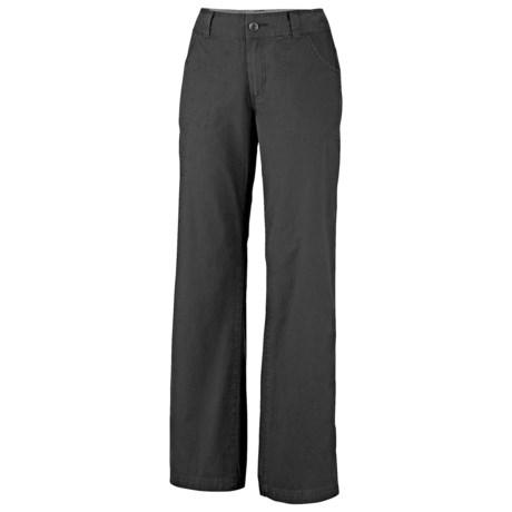 Columbia Sportswear Willowdale Pants - UPF 50 (For Women) in Black