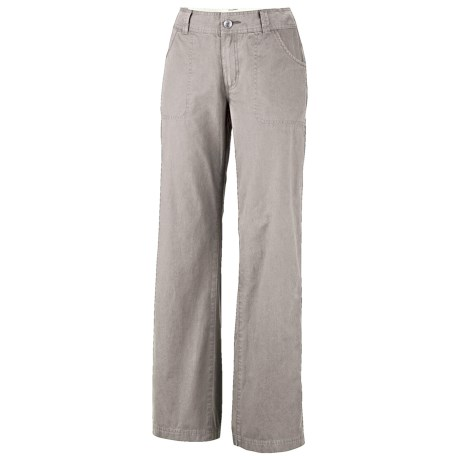Columbia Sportswear Willowdale Pants - UPF 50 (For Women) in Fossil