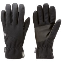 Columbia Sportswear Wind Bloc Gloves - Omni-Heat® (For Women) in Black - Closeouts