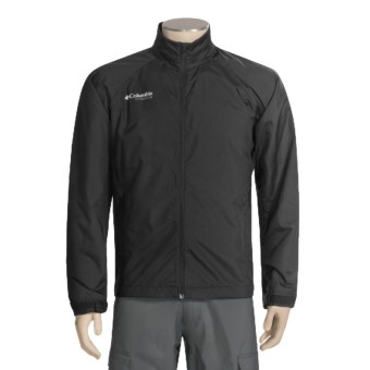 Columbia Sportswear Windcheater Golf Jacket (For Men) in Black