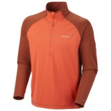 Columbia Sportswear Windefend Shirt - Zip Neck, Long Sleeve (For Men)