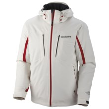 Columbia Sportswear Winter Blur Omni-Heat® Jacket - Waterproof (For Men) in 125 Sea Salt - Closeouts