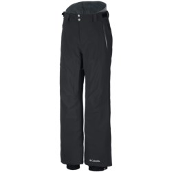 Columbia Sportswear Winter Blur Omni-Heat® Omni-Tech® Snow Pants - Waterproof (For Men) in Black