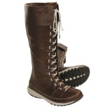Columbia Sportswear Winter Transit Boots - Waterproof, Leather, Tall (For Women)