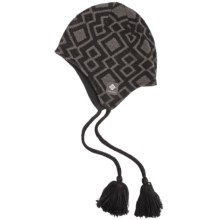 Columbia Sportswear Winter Worn Peruvian Knit Hat (For Men and Women) in Black - Closeouts