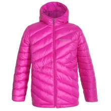 Columbia Sportswear Woodenberry Springs Jacket - Insulated (For Big Girls) in Groovy Pink - Closeouts