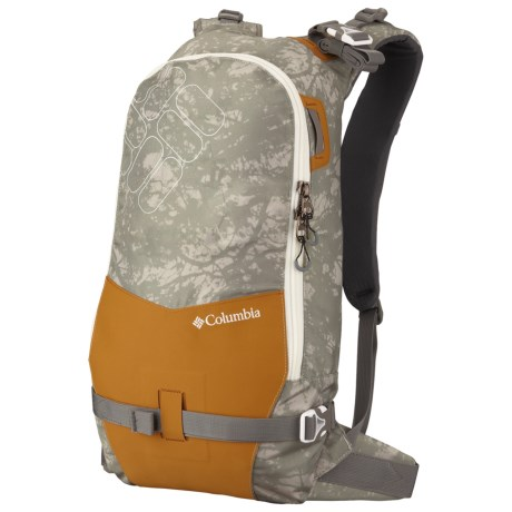 Columbia Sportswear Wylder 15L Backpack in Tusk Tree