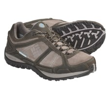 Columbia Sportswear Yama Low Shoes - Waterproof (For Women) in Tusk/Mirage - Closeouts