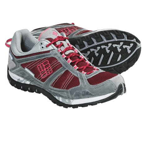 Columbia Sportswear Yama OutDry® Shoes - Waterproof (For Women) in Boulder/Afterglow