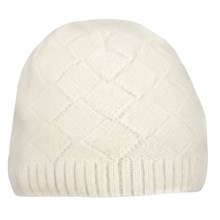 Columbia Sportswear Zenith Vista Beanie Hat - Angora (For Women) in Winter White - Closeouts