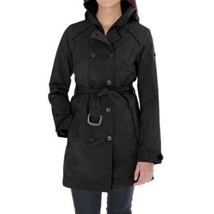 Columbia Sportswear Zenith Vista Omni-Tech® Jacket - Waterproof, Insulated (For Women) in Black - Closeouts