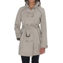 Columbia Sportswear Zenith Vista Omni-Tech® Jacket - Waterproof, Insulated (For Women) in Flint Grey - Closeouts