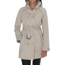 Columbia Sportswear Zenith Vista Omni-Tech® Jacket - Waterproof, Insulated (For Women) in Fossil - Closeouts