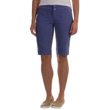 Columbia Sportswear Zephyr Heights Omni-Shield® Bermuda Shorts - UPF 50+ (For Women) in Skyward - Closeouts