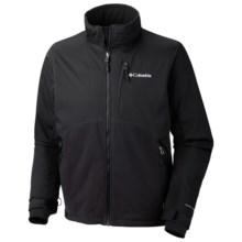 Columbia Sportswear Zephyr Ridge Omni-Heat® Jacket - Omni-Shield® (For Men) in Black - Closeouts