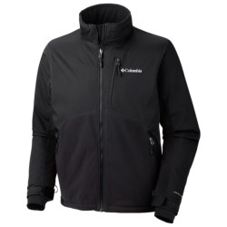 Columbia Sportswear Zephyr Ridge Omni-Heat® Jacket - Omni-Shield® (For Men) in Black