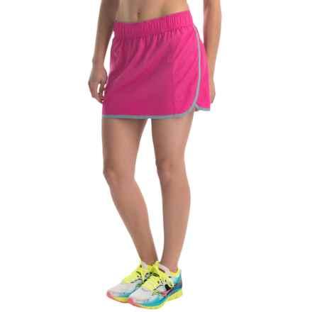 Columbia Sportswear Zero Rules Skort - Omni-Freeze®, UPF 25 (For Women) in Haute Pink - Closeouts