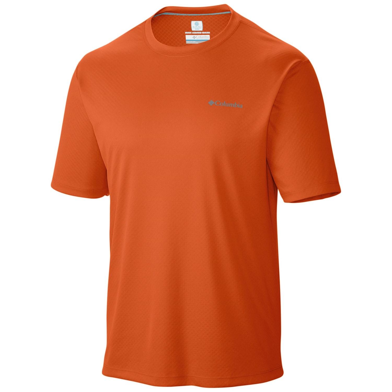 Columbia Sportswear Zero Rules T Shirt Omni Freeze Zero