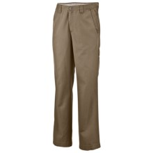 Columbia Ultimate Roc Pants - UPF 50 (For Tall Men) in Flax - Closeouts