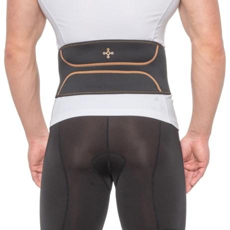 Comfort Back Brace - BLACK (L )