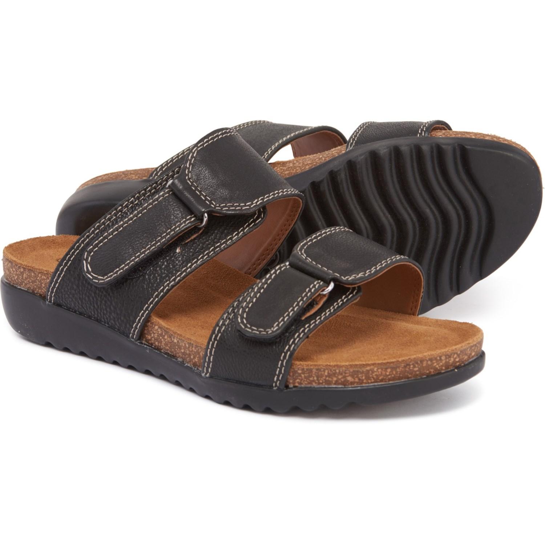 952f1673020 Comfortiva Evita Slide Sandals - Leather (For Women)