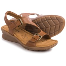 Comfortiva Kay Sandals (For Women) in Luggage - Closeouts
