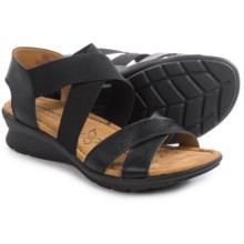 Comfortiva Keagan Sandals (For Women) in Black - Closeouts