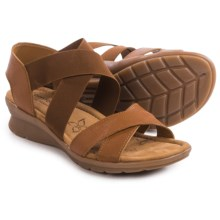 Comfortiva Keagan Sandals (For Women) in Luggage - Closeouts