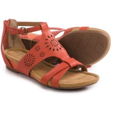 Comfortiva Saco Sandals (For Women) in Pretty Pink - Closeouts