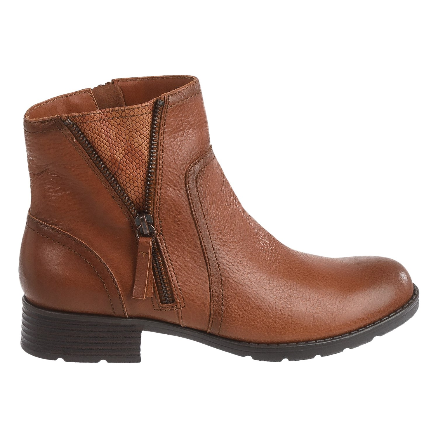 Comfortiva Val Ankle Boots (For Women) - Save 67%