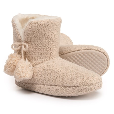 Image of Comfy by Daniel Green Ariah Slipper Booties (For Women)