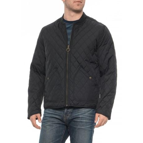 Image of Commander Nylon Jacket - Insulated, Reversible (For Men)
