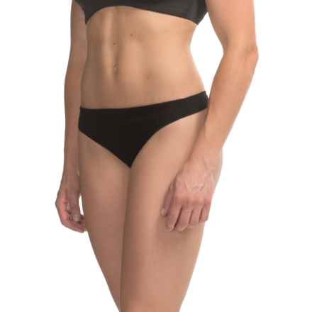 Commando Ballet Seamless Panties - Thong (For Women) in Black - Overstock