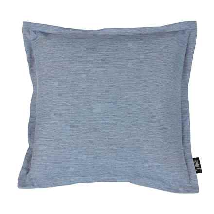 "Commonwealth Home Fashions Taj Throw Pillow - 20x20"" in Denim - Closeouts"